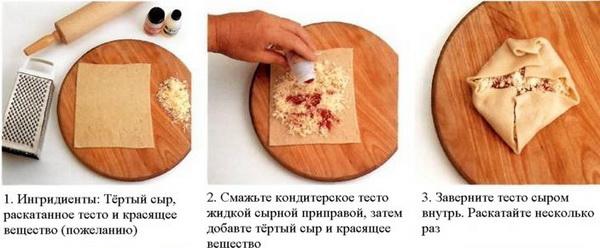 Как сделать тесто рыбалка